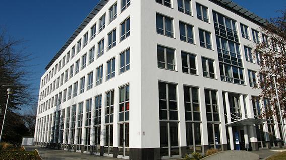Unser moderner Standort in Düsseldorf.