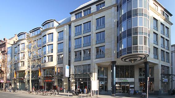 PC-COLLEGE Standort Stuttgart.